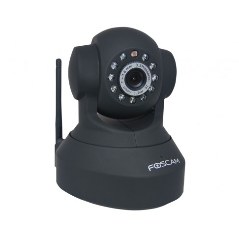 Caméra IP / Wi-Fi motorisée intérieur Foscam FI8918W