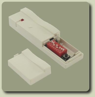 D tecteur d 39 ouverture sans fil porte ou fen tre alarme ebay - Alarme fenetre sans fil ...