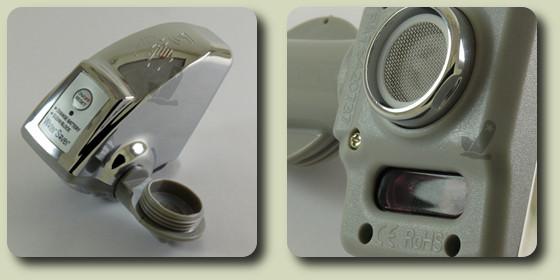 robinet automatique infrarouge economiseur eau auto spout. Black Bedroom Furniture Sets. Home Design Ideas