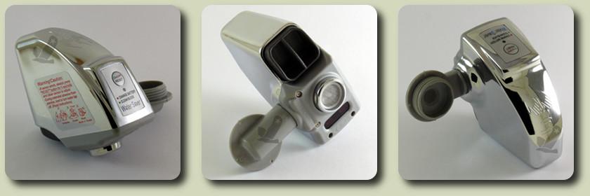 Robinet automatique infrarouge economiseur eau auto spout for Poser un robinet auto perceur